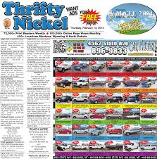 thrifty nickel feb 13 by billings gazette issuu