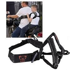 siège moto bébé nouvelle réglable moto siège de sécurité pour bébé sangle ceinture