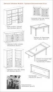 Esszimmer St Le Designklassiker Esszimmer Komplett Sideboard Esstisch Stühle Spiegel Landhaus