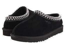 black ugg slippers ugg tasman black slippers h82la11 www davidkelley me