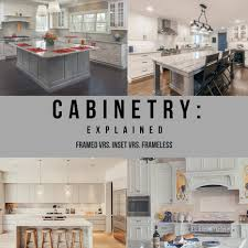best quality frameless kitchen cabinets cabinetry explained framed inset and frameless