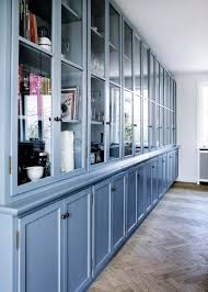 Painted Wooden Kitchen Cabinets Modern Kitchen Paint Colors Cool Blue Paint For Wood Kitchen