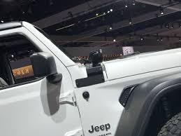 jeep rubicon white sport mopar modified 2018 jeep wrangler sport at the 2017 la auto show