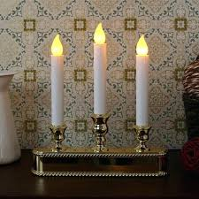window candle lights with timer christmas window candles simple vintage candle bulb candelabra