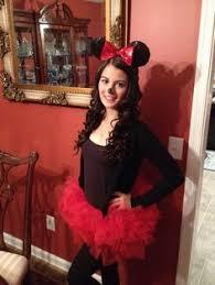 Minnie Mouse Costumes Halloween Diy Minnie Mouse Costume Halloween Costumes Minnie