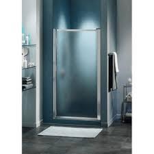 23 Shower Door Home Hardware 23 24 3 4 Pivolok Shower Door With Raindrop