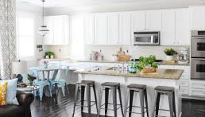 light and bright of painting kitchen cabinets pictures design update the avendale house kitchen remodel pink
