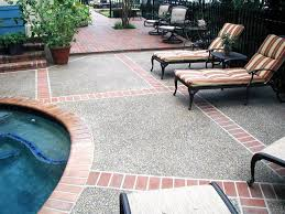 Concrete Pool Designs Ideas 14 Best Exposed Aggregates Pool Deck Images On Pinterest