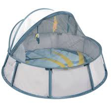 Travel Mosquito Net For Bed Babymoov Babyni Pop Up Travel Cot With Anti Uv 50 Coating And