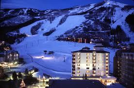 Colorado Ski Resorts Map by Ski Resort Aspen Mountain Ski Resort Map