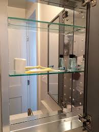amazon com medicine cabinet storage shelf add space to your