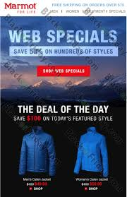 marmot black friday 2017 sale deals cyber week 2017