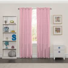 Eclipse Nursery Curtains Eclipse Tiny Blackout Window Curtain Panel Free Shipping