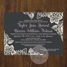 formal invitations online hadley designs rustic