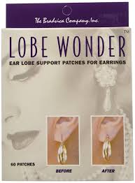invisible earrings for school lobe 300 invisible earring ear lobe support