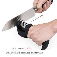 wonderoad brand sharpening tools kitchen knife sharpener for chef