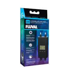 Fluval Sea Marine And Reef Led Strip Lights by Fluval 2 Channel Led Lamp Timer Petco