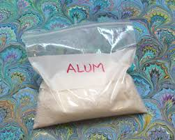where can i get alum supplies