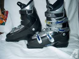womens ski boots size 9 size 9 salomon performa 4 0 ski boots for sale in candler