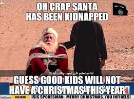 Santa Meme - isis and santa memes imgflip