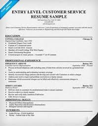 resume on customer service customer service resume example 100 images resume objective