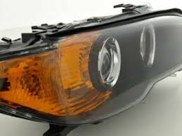 bmw e46 coupe parts spare parts headlight right bmw 3er e46 coupe yr 03 06 black