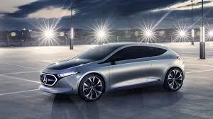 mercedes concept car mercedes benz u0027s first all electric eq concept vehicle 9tro