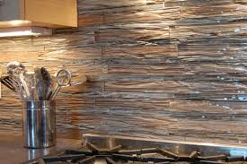 Backsplash Tile Detail Contemporary Kitchen Other By - Modern backsplash tile