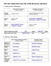 atoms isotopes elements worksheet solution s 16 34 16 34 16 18