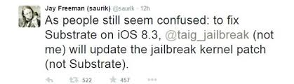 Ios 8 3 Jailbreak by How To Jailbreak Your Ios 8 3 Or 8 4 Iphone Or Ipad Updated