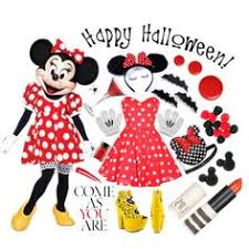 Minnie Mouse Halloween Costume Diy Diy Easy Minnie Mouse Costume 10 Youll Red