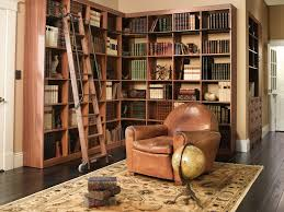 Home Library Ideas by Leather Arm Chairs In An Antique Library Google Search Decor