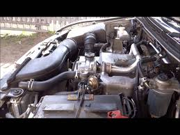 2002 mitsubishi shogun 3 2 diesel engine 4m41t youtube