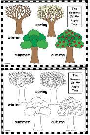 classroom freebies seasons of my apple tree
