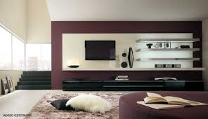 gorgeous living room interior design plus wall units inspiring and
