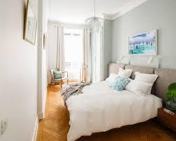 chambre exotique chambre exotique avec un mur bleu photos et idées déco de chambres