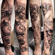 rose tattoo forearm sleeve men freespywarefixescom