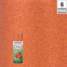 Fort Collins Spray Tan Rust Oleum Specialty 10 25 Oz Clear Glitter Spray Paint 6 Pack