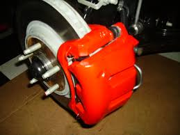 anyone used duplicolor brake caliper paint ford mustang forum