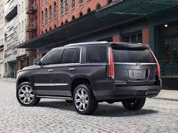 2012 Cadillac Escalade Interior 2017 Cadillac Escalade Vs 2017 Chevrolet Tahoe Which Is Best