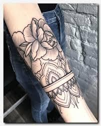 rosetattoo delicate nape neck tattoos big