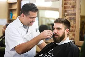 home white oak barbershop