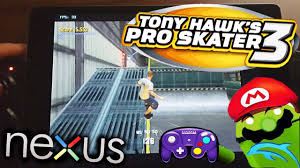 tony hawk pro skater apk tony hawk s pro skater 3 test dolphin emulator on nexus 9 tegra