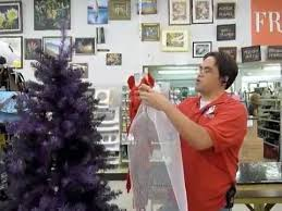 Decorate Christmas Tree With Deco Mesh by Crankin U0027 Out Crafts Ep20 Deco Mesh Tree Youtube