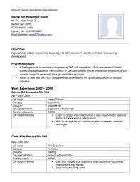 cv format for mechanical engineers freshers doctor clinic houston resume summary exles for engineering freshers therpgmovie