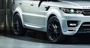 range rover custom wheels 2014 range rover sport stealth pack brings black 21s or 22 inch wheels