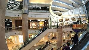 Taipei 101 Interior Taipei January 2 Shopping Mall Time Lapse Of People In Taipei