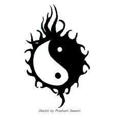 these classy yin yang tattoo designs will inspire you to get inked