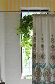 Waterproof Bathroom Window Curtain Bathroom Window Shower Curtains Foter