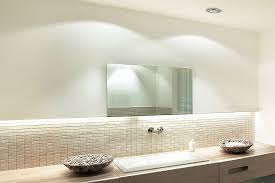 Lighting In Bathroom by Residential